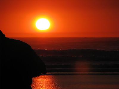 Sunsets and Sunrises (stock)