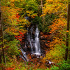 Soca Falls - Great Smoky Mountain Region, North Carolina_44
