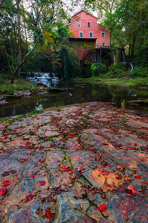 Fall Creek Grist Mill - Belvidere, Tennessee_1