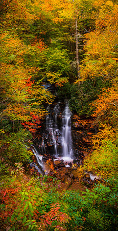 Soca Falls - Great Smoky Mountain Region, North Carolina_20