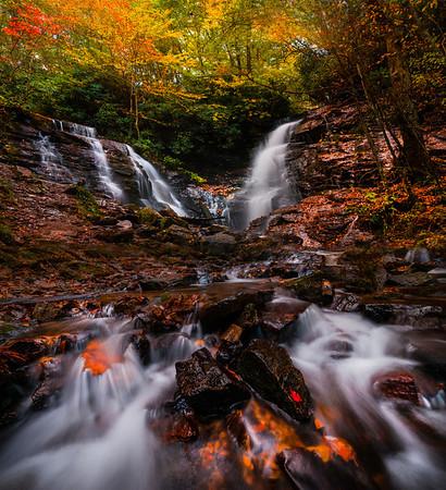 Soca Falls - Great Smoky Mountain Region, North Carolina_6