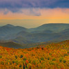 The Blue Ridge Parkway - Great Smoky Mountain Region, North Carolina