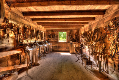 Lyndon B. Johnson State Park/ Sauer-Beckmann Living History Farm