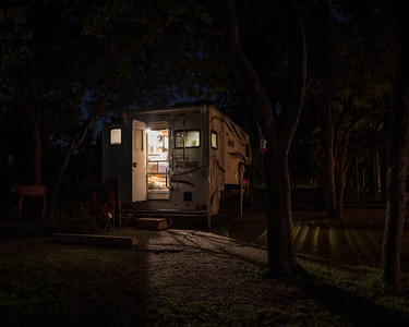 Camping the Hill Country - April 2018