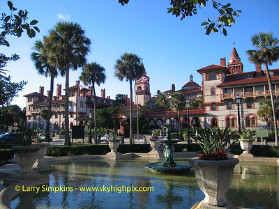 Flagler University, St Augustine, FL. May 2007