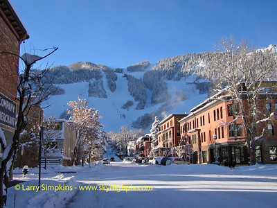Aspen, Colorado. December 2008. Image# 052