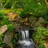 Garden Cascades - Beacon Hill Park, Victoria, Vancouver Island, BC, Canada