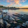 Leading Into Oak Harbour - Victoria,  Vancouver Island, British Columbia, Canada