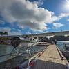 Tofino Wharf And Float Plane Tofino Wharf, Tofino, Vancouver Island, BC, Canada