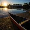 Oak Bay Marina At Canoe On Shore - Victoria,  Vancouver Island, British Columbia, Canada