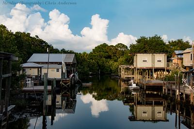 Cedar Key Canal