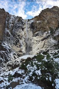 Icy Bridalveil