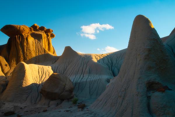 Inside An Alien World - Makoshika State Park, Glendive, Eastern Montana