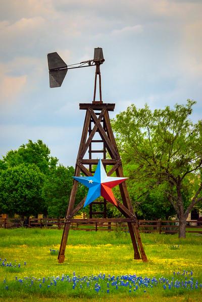 The Iconic Texas Windmill Symbol