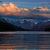 The amazing serene waters of Maligne Lake in Jasper National Park