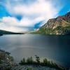 Rainbow Appearances Over St Marys Lake -  Saint Mary's Lake, Glacier National Park, Montana