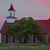 The  Church Sunset In Tight