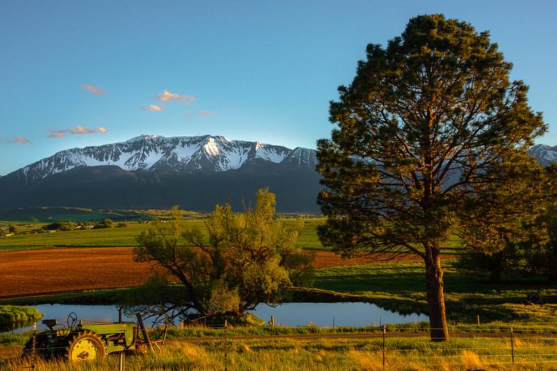 Farm Life In The Wallowas Wallowa County, Oregon