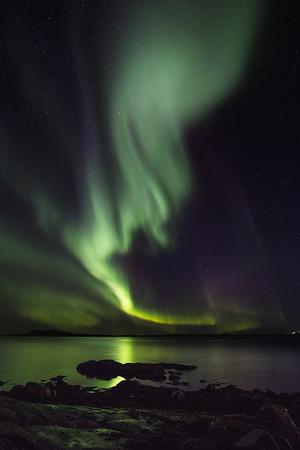 Aurora in Nuuk