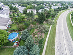 Damage from EF-1 Tornado that struck on 2014-06-30 (Plainfield-Romeoville, IL USA)