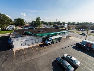 2014-06-30 Tornadoes (Plainfield, Romeoville, Morris, IL USA)