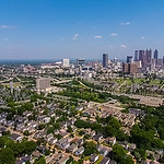 Atlanta Skyline (Atlanta, GA USA)