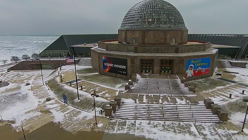 Adler Planetarium (Chicago, IL USA)