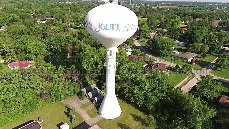 Water Tower (Joliet, IL USA)
