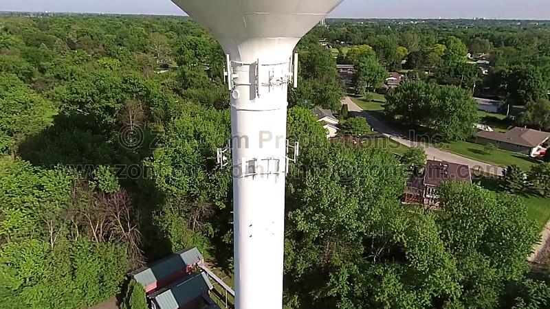 Water Tower (Joliet, IL USA)