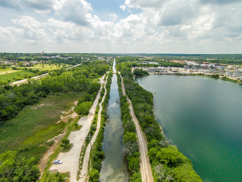 Heritage Quarries Recreational Areas (Lemont, IL USA)