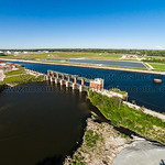 Bear Trap Dam on the Sanitary & Ship Canal (Lockport, IL USA)