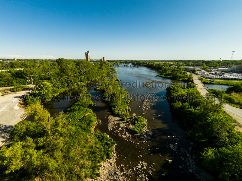 Des Plaines River (Lockport, IL USA)