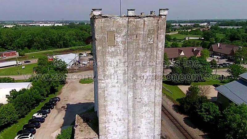 Plainfield Grain Elevator (Plainfield, IL USA)