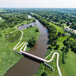 Riverview Park & DuPage River (Plainfield, IL USA)