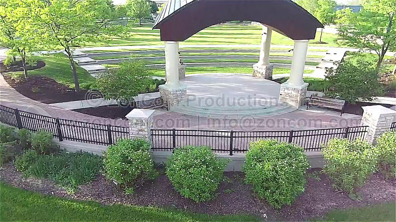 Settler's Park & Village Hall (Plainfield, IL USA)