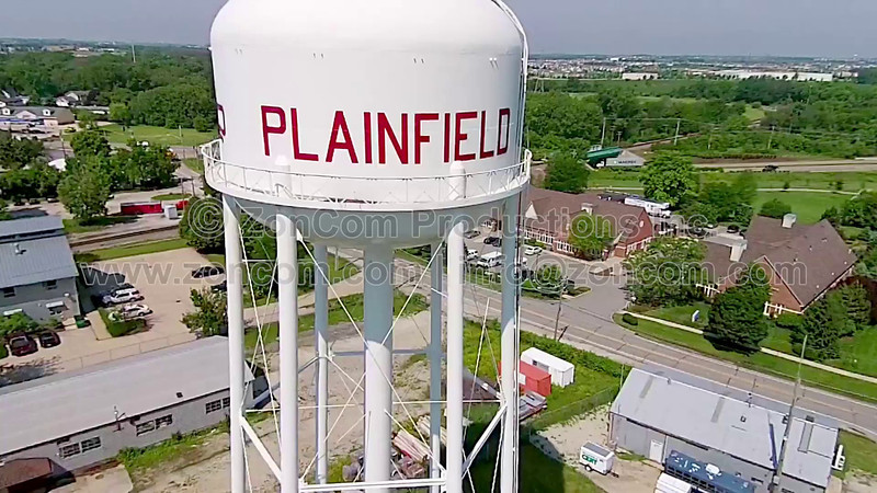 Water Tower (Plainfield, IL USA)