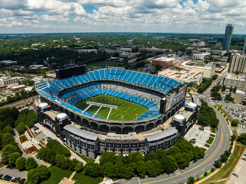 Bank of America Stadium (Charlotte, NC USA)