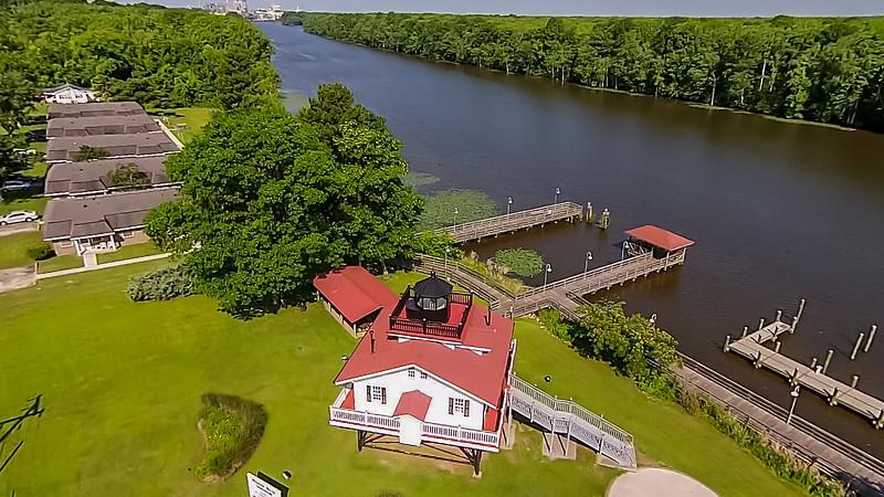 Roanoke River Lighthouse (Plymouth, NC USA)