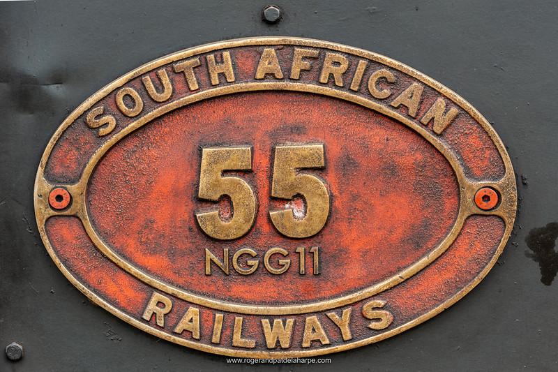 Steam Engine details. Ixopo. KwaZulu Natal Midlands. South Africa