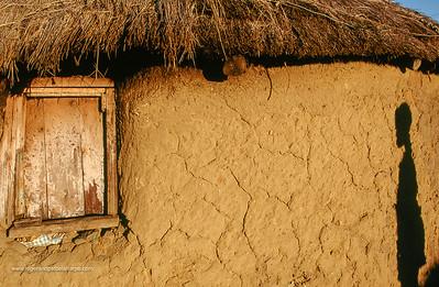 Zulu Hut. KwaZulu Natal. South Africa
