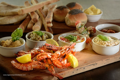 Food at Ibo Island Lodge. Ibo Island. Mozambique