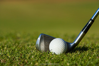 Golfing at Sakabula Golf Estate. Howick. KwaZulu Natal. South Africa