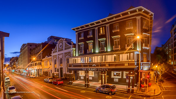 Grand Daddy Hotel. Long Street. Cape Town. Western Cape. South Africa