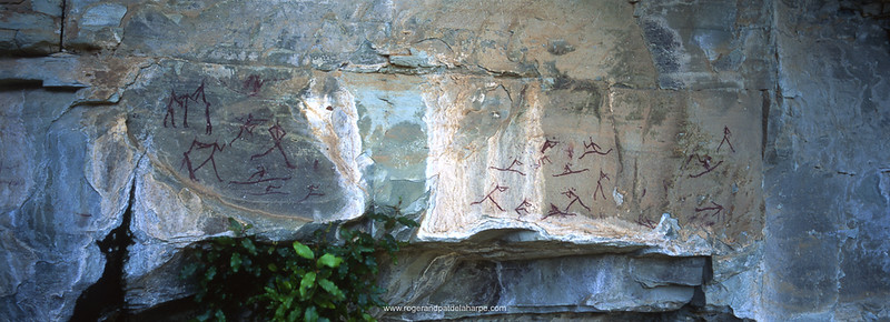 San (Bushman) Rock Art