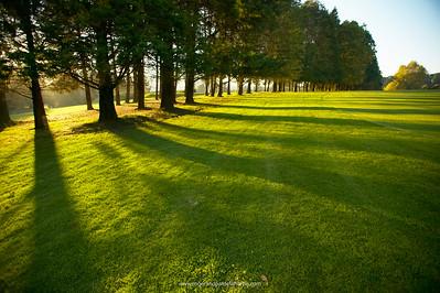 Boschoek Golf Course. Lidgeton. KwaZulu-Natal. South Africa