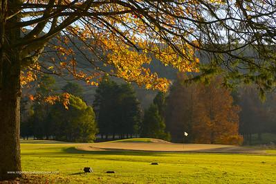 Boschhoek Golf Course. Balgowan. KwaZulu-Natal. South Africa