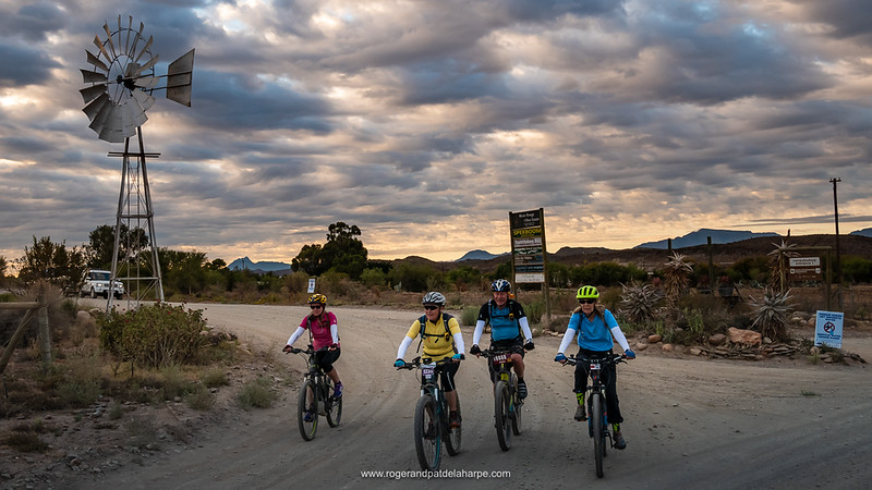 eBiking (mountain biking). Western Cape. South Africa