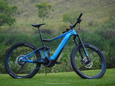 Image No: GH5R308859 Giant Trance E+2 eBike (Mountain Bike)