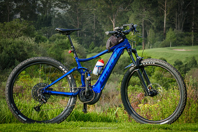 Image No: TZ110R361879 The Giant Stance E+2 - our new ebikes. George. Garden Route. Western Cape. South Africa.