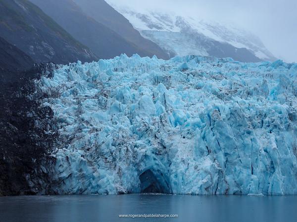 Barry Glacier. Barry Arm. Prince William Sound. Near Whittier. Alaska. United States of America.